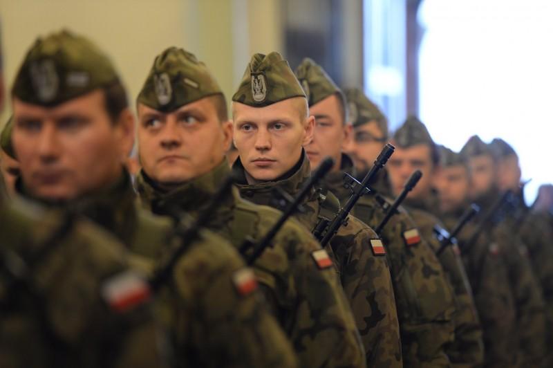 Msza za Ojczyznę w 100-lecie odzyskania niepodległości.
