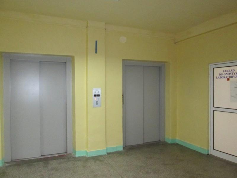 Nowe inwestycje w Szpitalu w Łasku