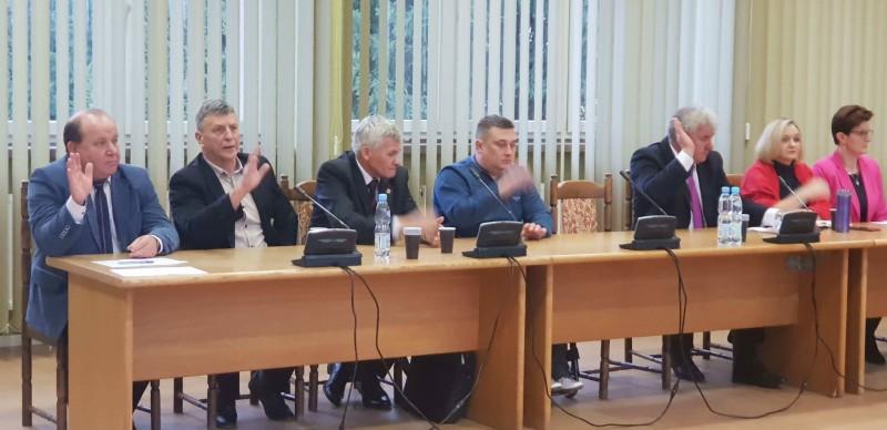 Ostatnia sesja Rady Miejskiej w Łasku