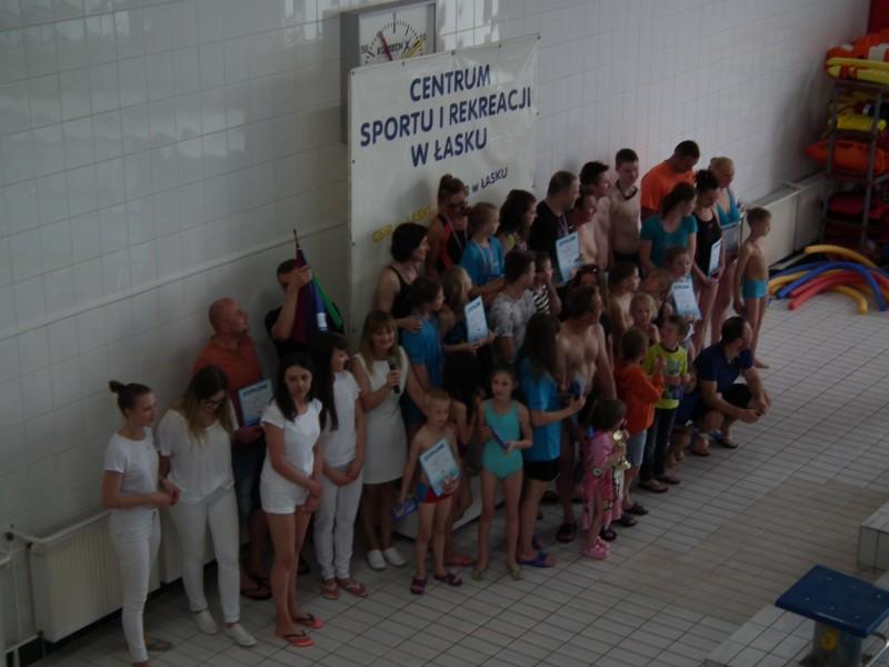 Rodzinne Zawody Pływackie