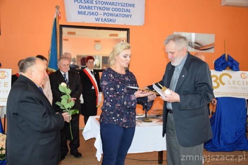 30.lecie PSD w Łasku