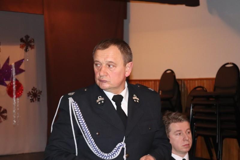 Zebranie Walne OSP Buczek