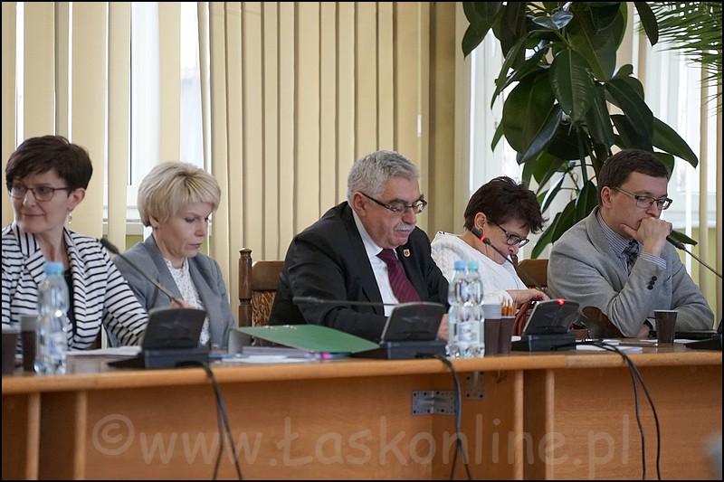 XVII sesja Rady Miejskiej w �asku