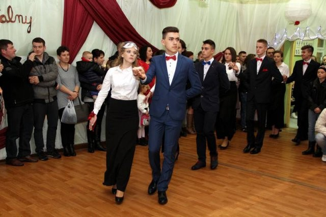 Bal Gimnazjalny w Buczku 2016