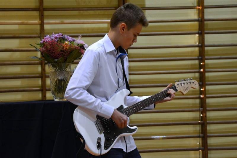 Koncert dla Damiana