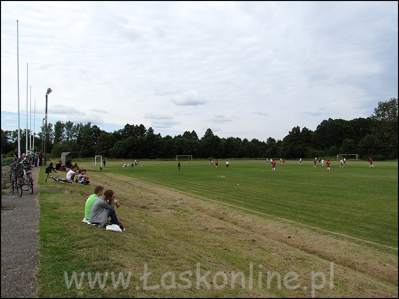 Mecz MULKS-GKS S�dziejowice
