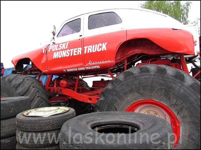 Monster Truck Show �ask