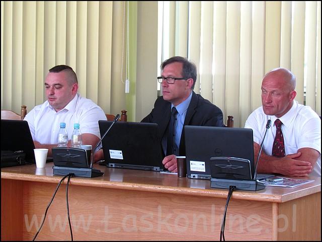 XX sesja Rady Miejskiej w �asku