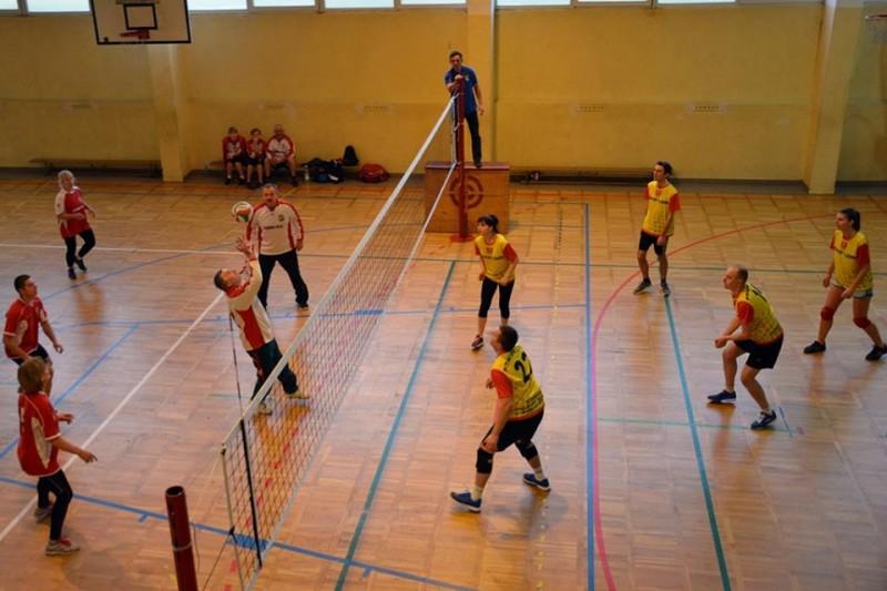 I Turniej Piłki Siatkowej Samorządowców