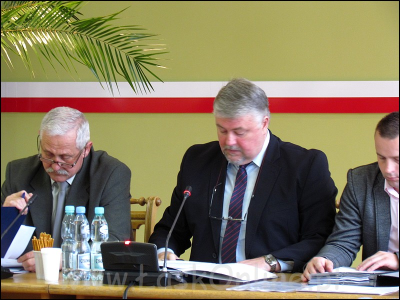XXXVII sesja Powiatu Łaskiego