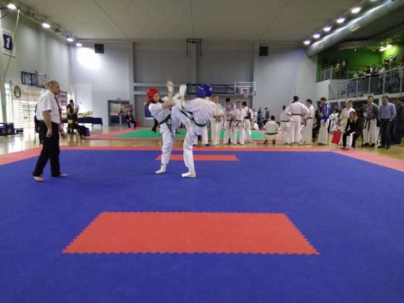 Międzynarodowe Mistrzostwa IBU Karate Kyodokyokushin w Wadowicach