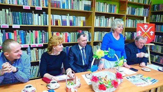 Radni Gminy Sędziejowice czytają dzieciom