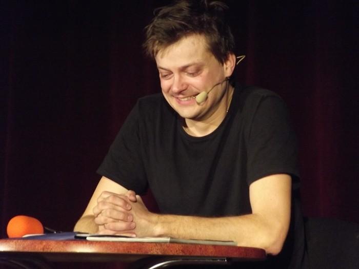 Kabaret Smile wystąpił w Łaskim Domu Kultury