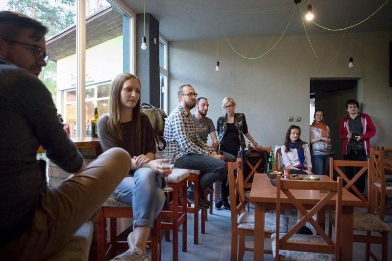 Spotkanie autorskie w Jagóce
