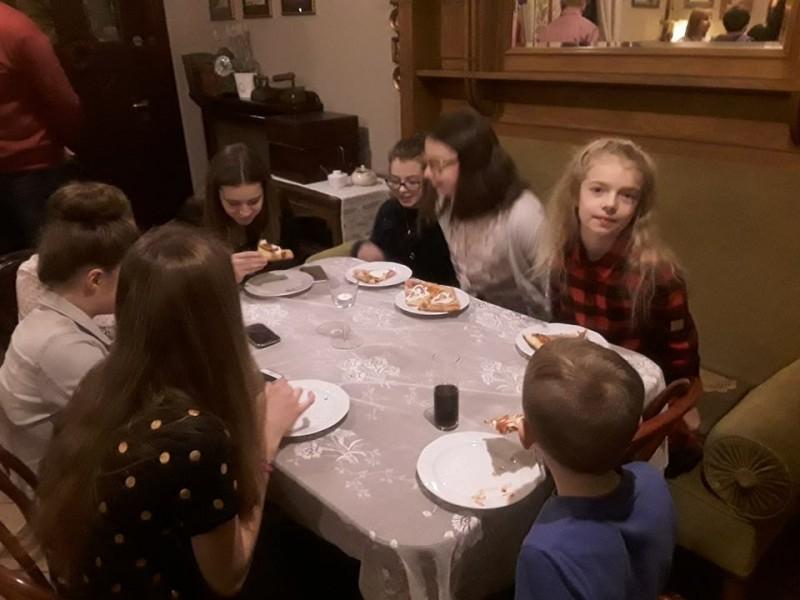 Spotkanie noworoczne Wodnika