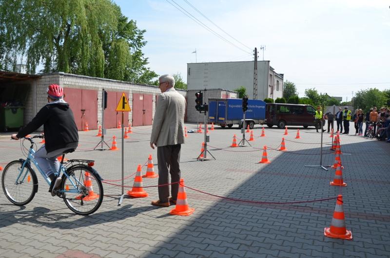 Praktyczny egzamin na kartę rowerową