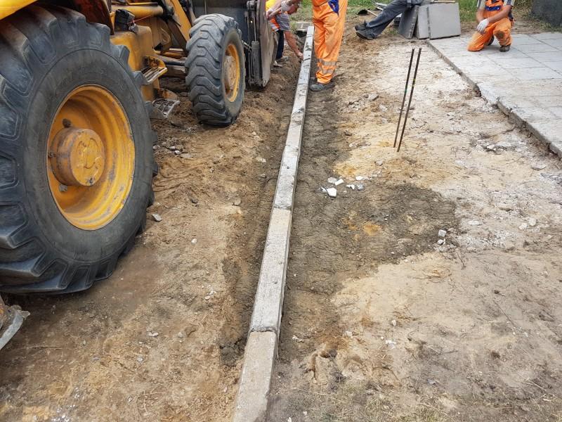 Budowa kanalizacji w Kolumnie