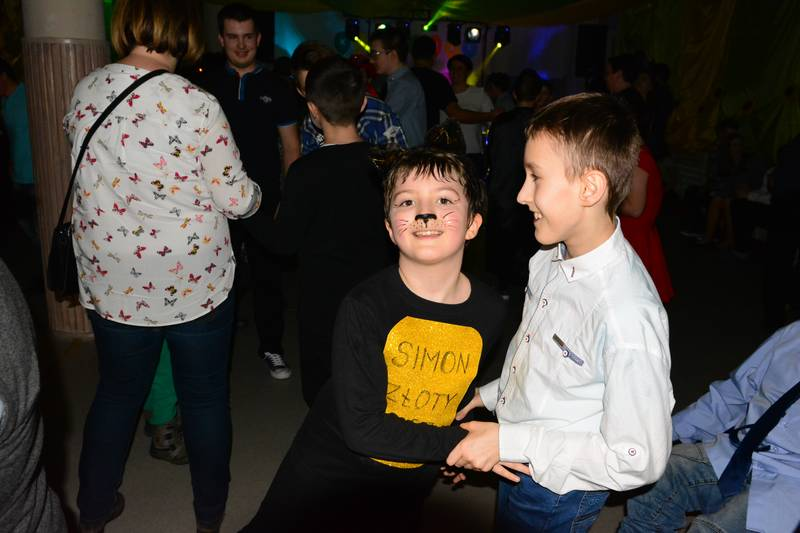 Zabawa Choinkowa w SOSW w Łasku