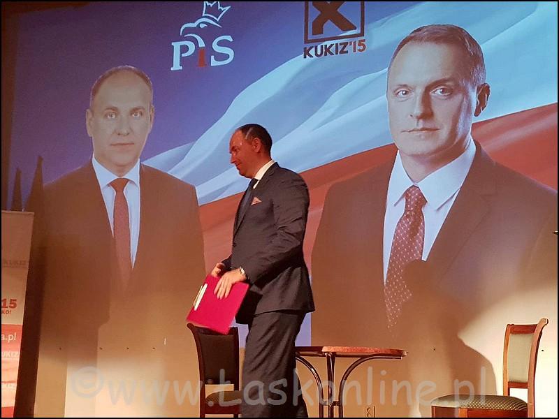 Konwencja wyborcza PiS i Kukiz`15
